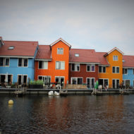 Groningen is the main municipality as well as the capital city of the eponymous province in the Netherlands.