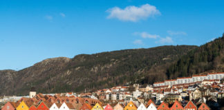 Bergen was one of the most important bureau cities of the Hanseatic League
