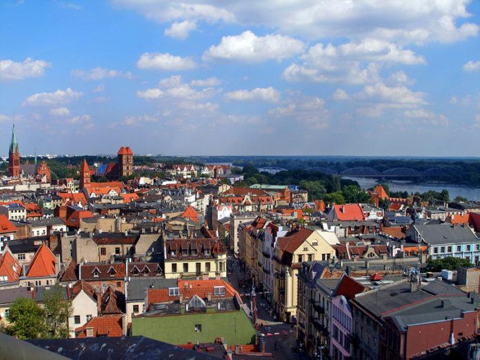Toruń's medieval Old Town or Starówka is on the UNESCO World Heritage List.