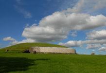 Newgrange Neolithic Burial Mound