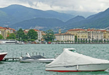 Lugano — is the largest city in the canton, it is located on the shore of the homonymous lake