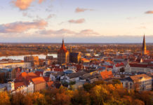 Rostock is the largest city in the German state of Mecklenburg-Western Pomerania