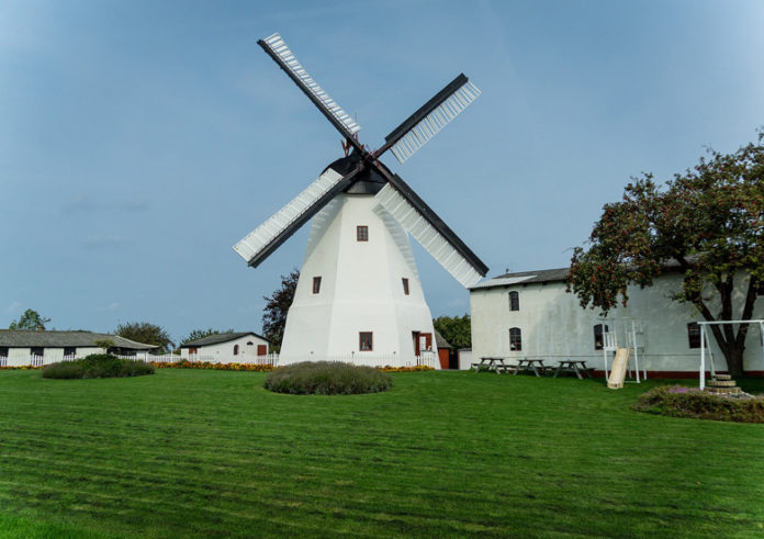 Bornholm is a Danish island in the southern Baltic Sea, located 40 km southeast of Skane and about 170 km from Copenhagen