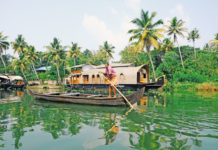 "Called the ""Venice of the East"" for its canals, the city is a popular starting point for backwaters cruises"