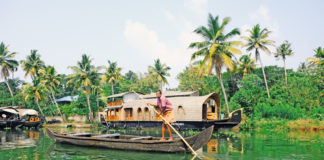 """Called the """"Venice of the East"""" for its canals, the city is a popular starting point for backwaters cruises"""