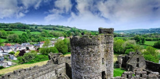 Carmarthen is the county town of Carmarthenshire, Wales, a town situated on the banks of the River Towy