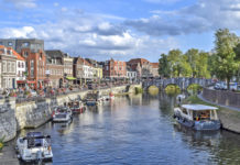 Roermond is situated in the middle of the province of Limburg bordered by the River Maas to the west and Germany to the east.