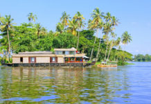 "Kerala was ranked as one of the ""50 destinations of a lifetime"" by National Geographic Traveler"