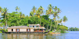 """Kerala was ranked as one of the """"50 destinations of a lifetime"""" by National Geographic Traveler"""