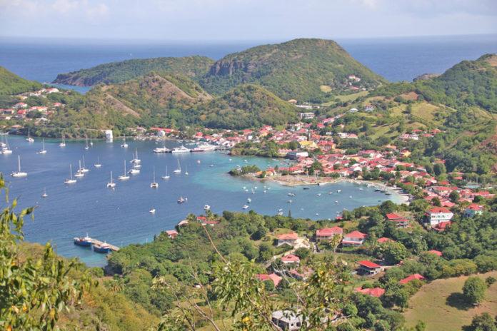 Scuba diving in Terre-de-Haut, Terre-de-Haut is listed among the best diving destinations of Guadeloupe
