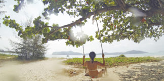 a list of the ten best islands in the world for vacation!