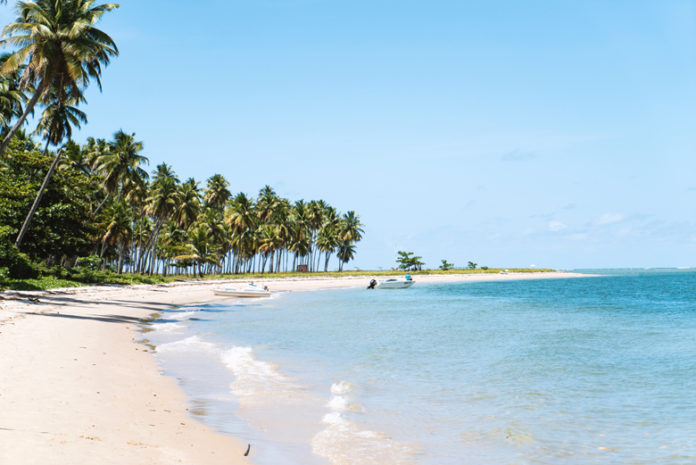 Carneiros Beach is a beach located in the city of Tamandare