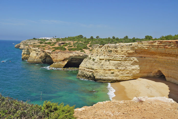 This jewel of the Portuguese Algarve is a very popular point of interest for curious tourists from all over the world