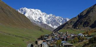 Ushguli is a community of 4 villages located in Upper Svanezia, a historic region of Georgia.