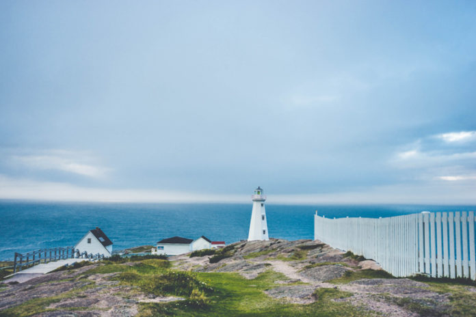 Cape Spear is famous for two things: for being the easternmost point of Canada and for its lighthouse, which has been in operation since 1836.