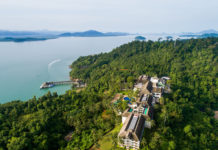 Kawthoung (Victoria Point at the time of British rule), is a small port located in the extreme south-east of Myanmar, in the administrative division of Tanintharyi, on the Pakchan or Kyan estuary that marks the border between Thailand and Myanmar.