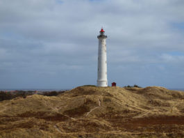 Historic landmark. Today the lighthouse has no function for sailors, but it is a nice landmark for the whole area