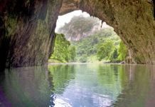 In Phong Nha-Ke Bang, there is a system of about 300 large and small caves. The Phong Nha cave system has been rated by the British Royal Cave Research Association (BCRA) as the world's most valuable cave