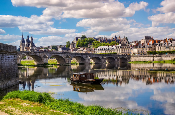 Blois is a town in France, located in the Center-Val de Loire region, in the Loir-et-Cher department, in the heart of the Loire castles.