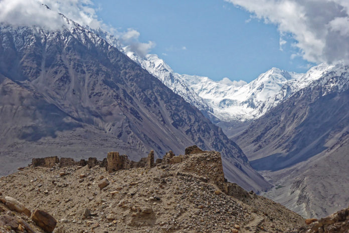 today, this is one of the most striking historical sights of the Pamirs, which is certainly worth a visit, going on a tour of the Pamir Highway.