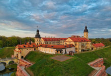You can visit Nesvizh Castle for free only once a year - on May 18, the international day of museums.