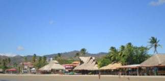 San Juan del Sur is considered the surfing paradise of Nicaragua.