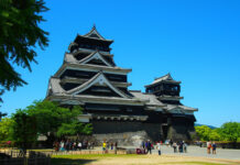 "The city is called ""the capital of the forest"" has been included in the lyrics of Kumamoto city song formulated in 1930"