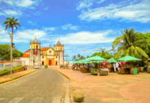 City of great natural beauty, Olinda is also one of the greatest cultural centers in Brazil. Declared, in 1982, World Heritage of Humanity by UNESCO